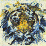 Tiger from Van Gogh